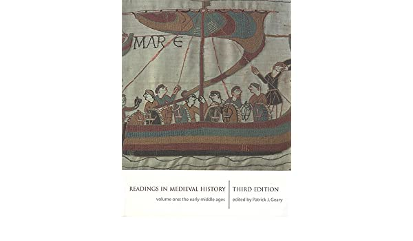 Readings in Medieval History Fourth Edition