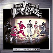 Mighty Morphin Power Rangers: The Movie Storybook