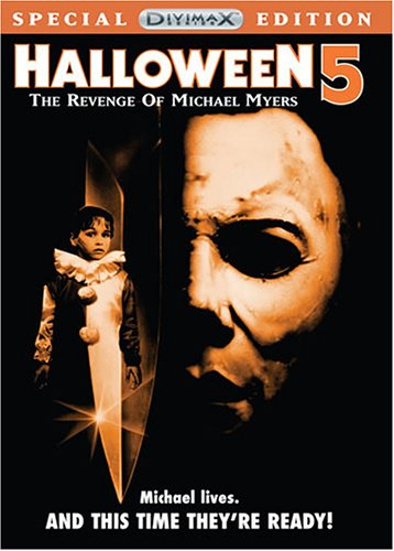 [Halloween 5: The Revenge of Michael Myers (DiviMax Edition)] (Sci Fi Halloween)