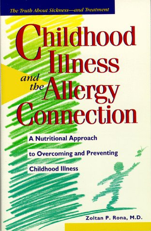 Childhood Illness and the Allergy Connection