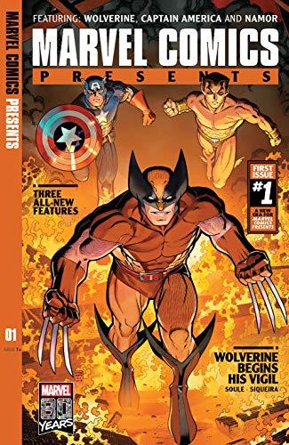 - Marvel Comics Presents (2019-) #1