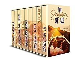 Summer Us Romance Anthology ebook product image