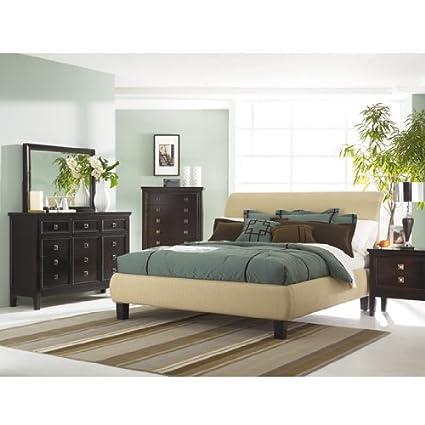 Amazon.com : Martini Suite Platform Bedroom Set by Signature ...