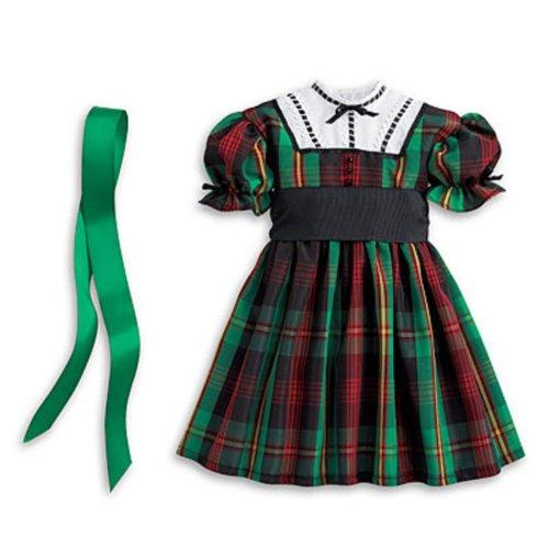 American Girl Addy Addy's Christmas Dress