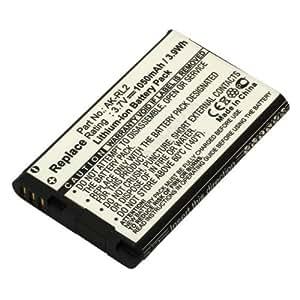 Bateria para Emporia AK RL2, Litio Ion
