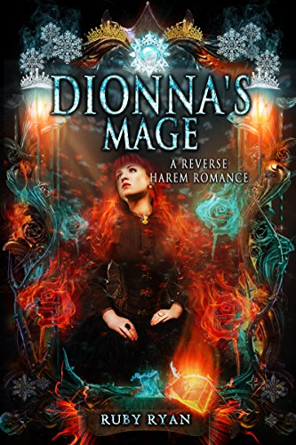 Upright Order Form - Dionna's Mage: A Reverse Harem Romance (Dragon Origins Book 2)