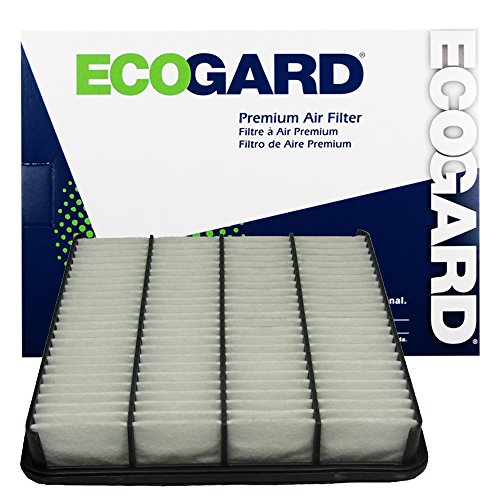 - ECOGARD XA5799 Premium Engine Air Filter Fits Toyota Tundra, Sequoia / Lexus LX570 / Toyota Land Cruiser