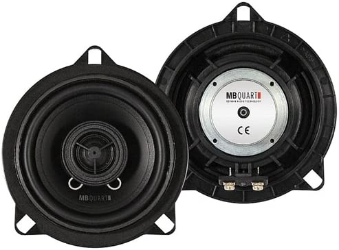 Mb Quart Qm100 Bmw 10cm Koaxial Lautsprecher Für Bmw Elektronik