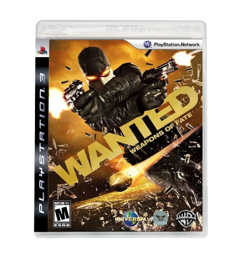 Wanted: Weapons of Fate - Playstation 3 by Warner Bros