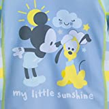 Disney Mickey Mouse Rash Guard for Baby Size 6-9