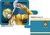 Sanji one piece Handbook-smahocase