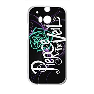 BYEB Pierce The Veil Cell Phone Case for HTC One M8