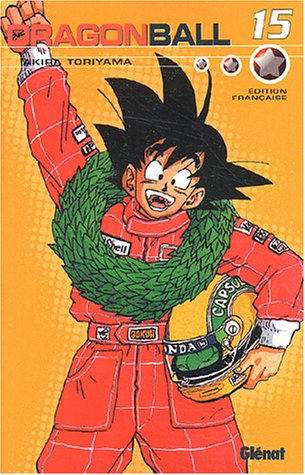 Dragon Ball n° 15 Les androïdes