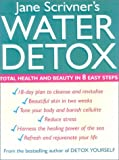 Water Detox, Jane Scrivner, 0749922826