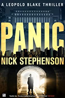 Panic (A Private Investigator Series of Crime and Suspense Thrillers, Book 2) by [Stephenson, Nick]