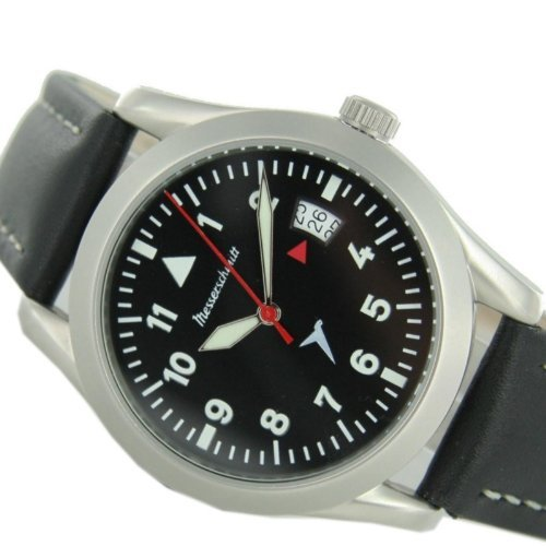 Messerschmitt ME-40 Day ME40 Men's Pilot Watch