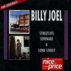 Billy Joel Streetlife 52nd Street Amazon Com Music