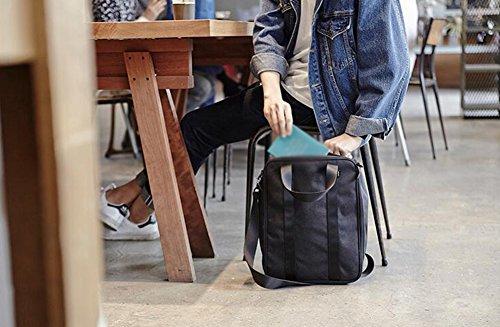 Pour De Étui Sangle Polyester Toruiwa Rangement D'épaule nbsp;pcs Avec Extérieur Portable Voyage Sac Bleu Noir Étanche 1 Essential Sacs PrWIIO0gq