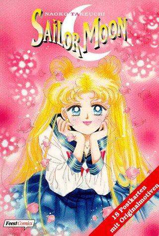 Sailor Moon, Postkarten