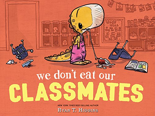 We Don't Eat Our Classmates! (Best Way To Plant Potatoes)