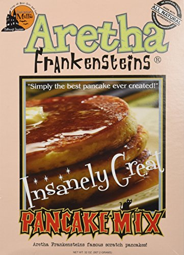 Great Pancake - Aretha Frankenstein's Insanely Great Pancake Mix - 32 Oz Box