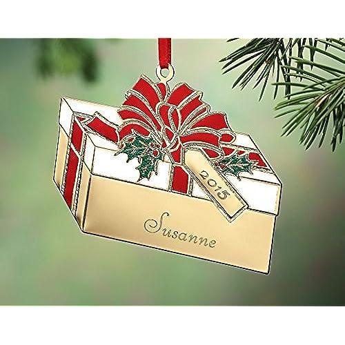Engraved Christmas Ornament: Amazon.com