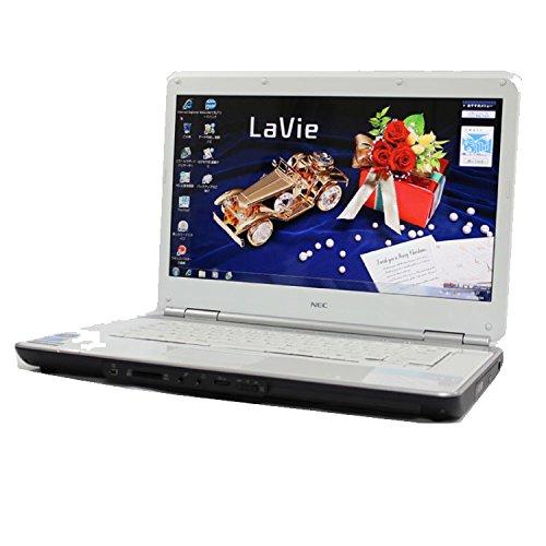 NEC LaVie L L LL150 WG PC-LL150WG【Celeron-Dual Core 2GB 320GB 15.6型液晶 パソコン ノートパソコンの商品画像