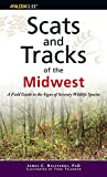 Scats and Tracks of the Midwest, James Halfpenny, 0762742348