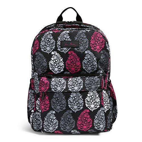 (Vera Bradley Lighten Up Grande Laptop Backpack, Northern Lights, One Size)