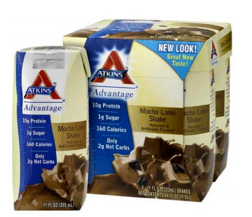 atkins meal advantage - 8