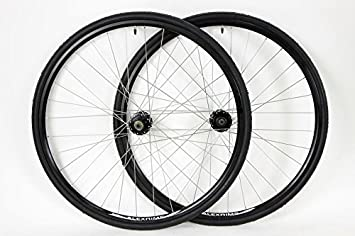 700c Alex Disc Brake Rim Brake Road Hybrid Cross Bike
