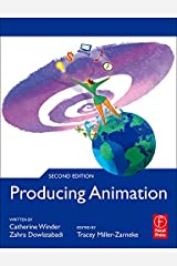 Producing Animation Paperback