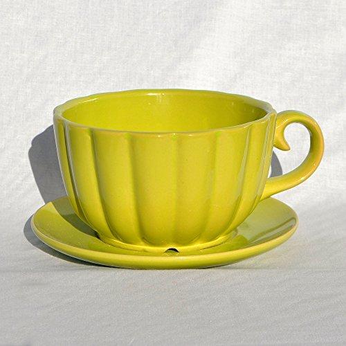 Tea Ceramic Planter - 7