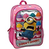 16 Despicable Me Girls Backpack Review and Comparison