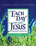 Each Day with Jesus, Rudolph Norden, 0570053595
