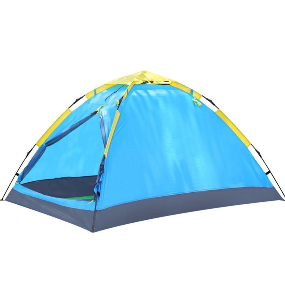 VATHJ Tente Automatique Pliante Imperméable à Double Couche