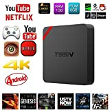 MaQue Android TV Box T95N Mini MX+ S905X 2.0GHz Quad Core 1G RAM 8G ROM Smart Set Top Box 4K Android 6.0 WIFI Streaming Media Player
