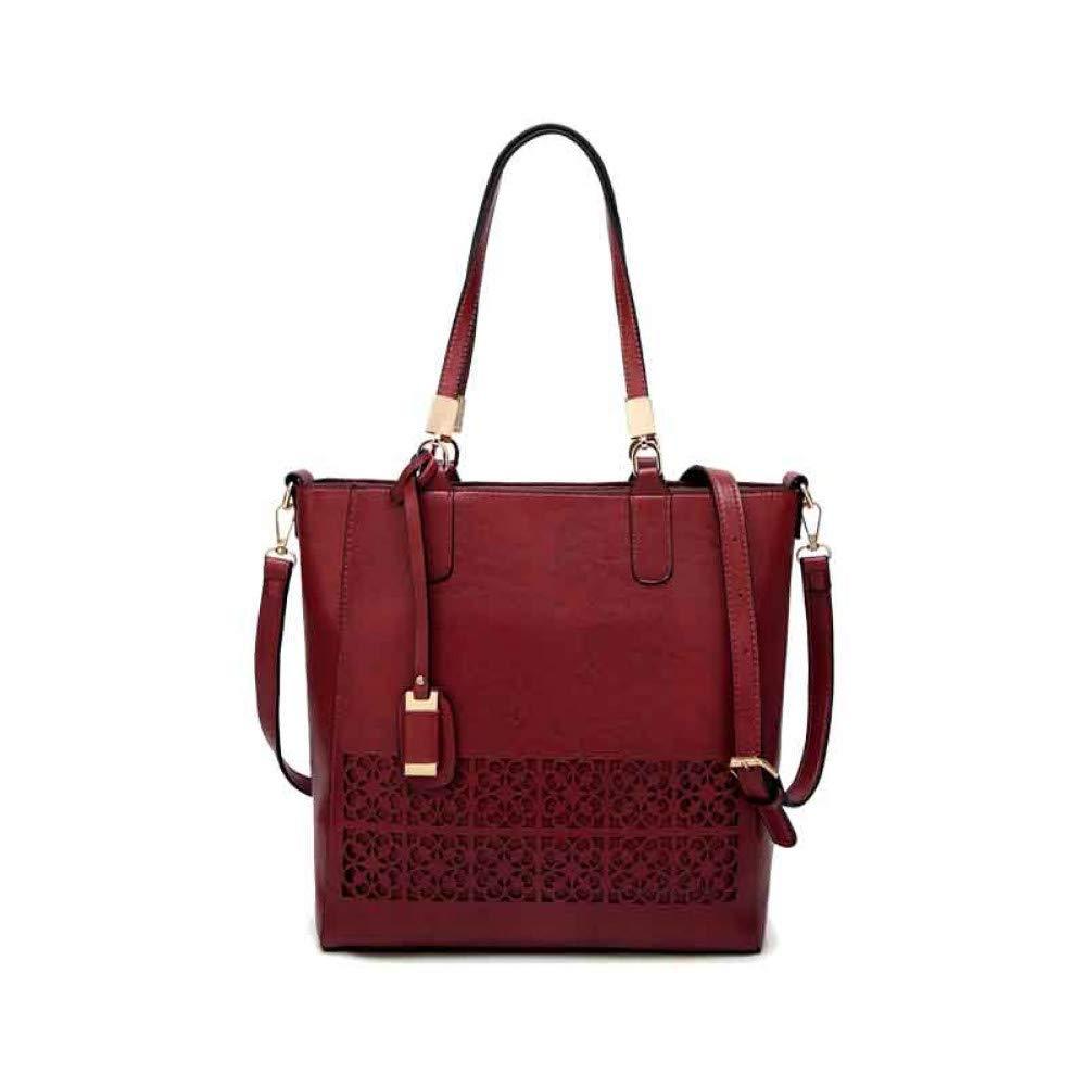 Hkduc Taschen Für Frauen Umhängetasche Weibliche Lederhandtasche