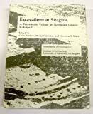 Excavations at Sitagroi No. 1 : A Prehistoric Village in Northeast Greece, Renfrew, Colin and Gimbutas, Marija, 0917956516