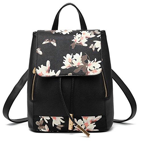 Flower Mini Leather Shoulder Bag - 3
