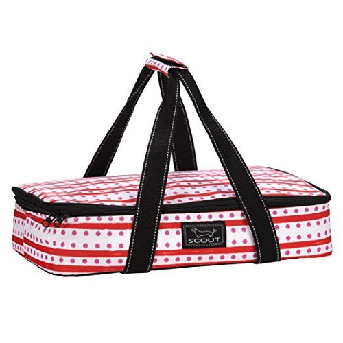 SCOUT Casserole Carrier Santas Workdot product image