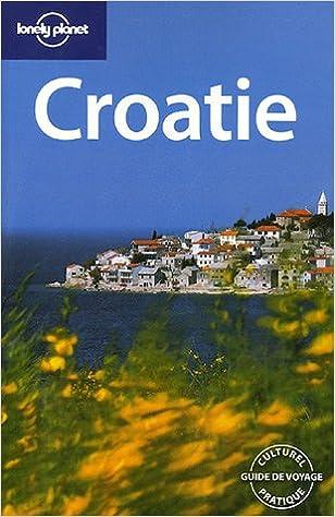 Carte Croatie Lonely Planet.Amazon Fr Croatie Guide Lonely Planet Livres
