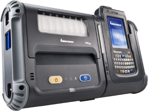 Intermec PW50 Network Thermal Receipt Printer - Monochrome - Direct Thermal - 4 in/s Mono - 203 dpi - Serial - Bluetooth