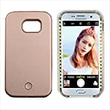 img - for Samsung Galaxy S6 Case, New Fashion illuminated Cell Phone Case [Led lighted] for S6 (Rose gold) book / textbook / text book