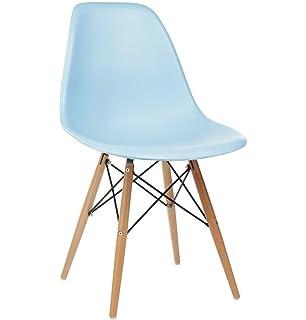 Hochwertige, Moderne Esszimmerstühle Von Mmilo, Designer Retro Stil, Vom  Eiffelturm Inspiriertes