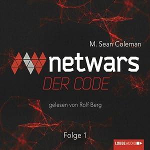 Netwars: Der Code 1 Hörbuch