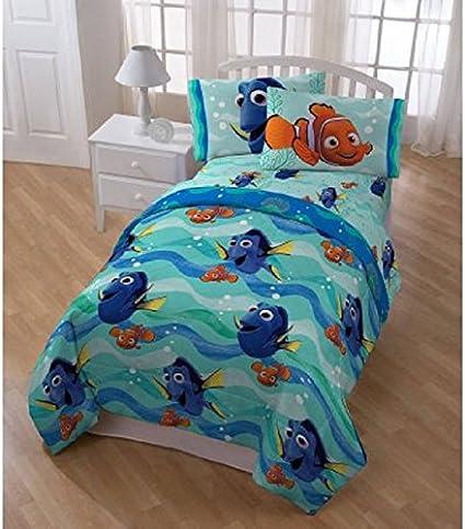40x60 cm /ÖkoTex Standard 100 2 piezas 100/% algod/ón Flusspferd tama/ño: 90x120 cm Juego de ropa de cama para beb/é