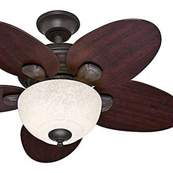 hunter 52090 watson 34 ceiling fan new bronze hunter small
