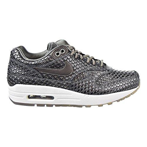Metallic 1 PRM Pewter Running Women's Nike Max Shoe Air gI4nW04qct