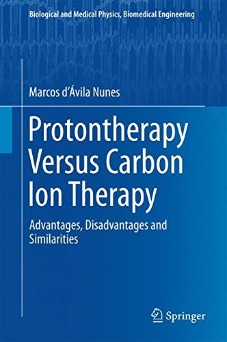 Protontherapy Versus Carbon Ion Therapy: Advantages, Disadvantages and Similarities (Biological and Medical Physics, Biomedical Engineering) -
